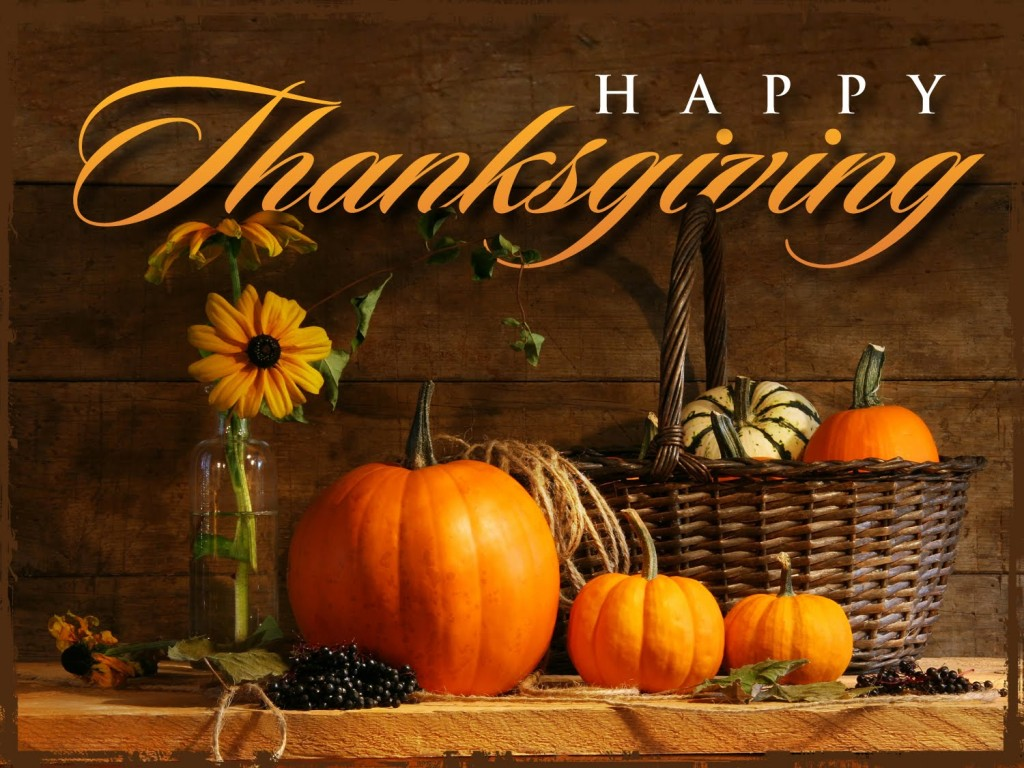 Town Hall Closed, Thursday, November 27 & Friday, November 28, 2014 – Thanksgiving Holiday