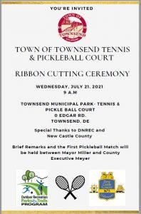 ribbon cutting ceremony flyer
